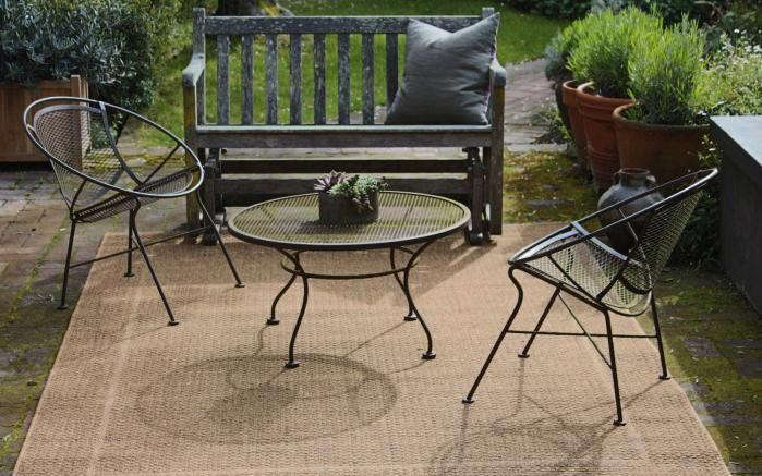 metal patio chair red bungee hardscaping 101 how to care for furniture gardenista cropped crate and barrel savanna cane rug