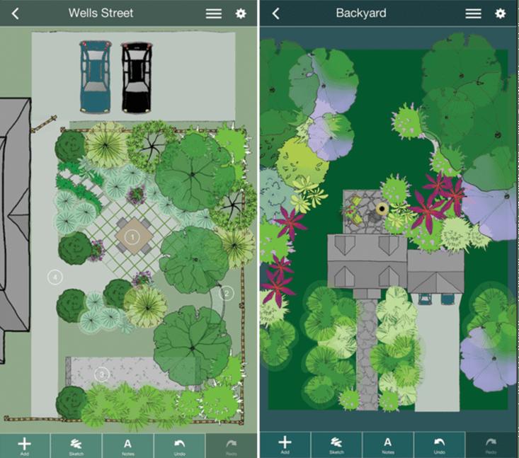 Garden Planning App Free Garden Design Plans Appinstant Design Instant  Impressionfree