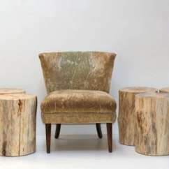 Tree Stump Chairs Best Gaming Chair For Big Guys Reddit 10 Easy Pieces Stools And Tables Gardenista Above Handmade In New Mexico A Trunk Stool Is Made Of Reclaimed Pine Has Felt Feet It Measures Approximately 19 Inches Tall From To 12