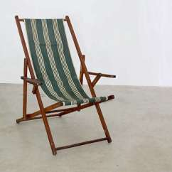 How To Make A Wooden Beach Chair Office Ball 10 Easy Pieces Folding Deck Chairs Gardenista