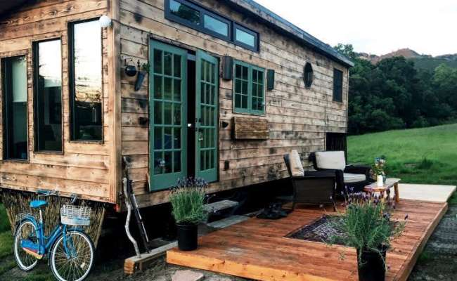 Tiny Homes Living Large In 275 Square Feet Baby Included
