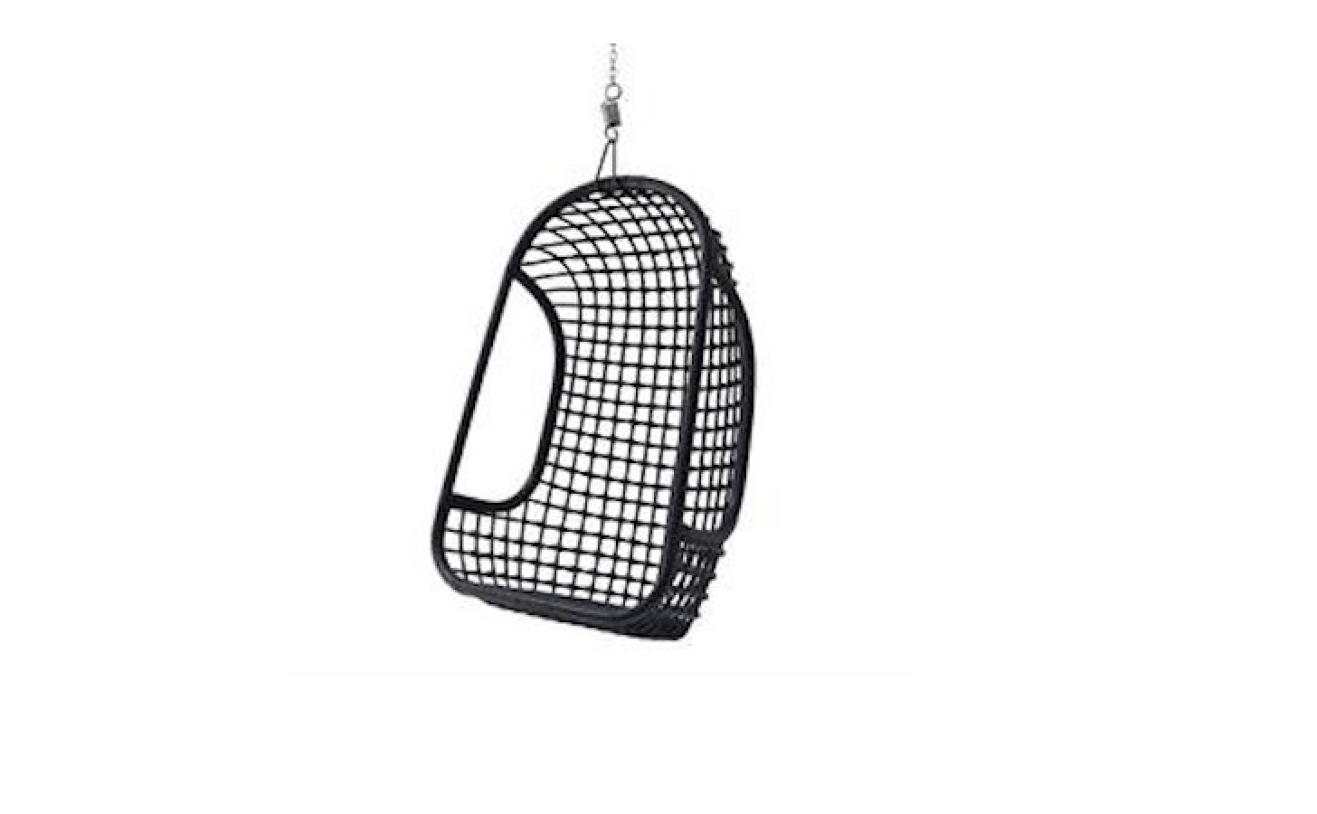 10 Easy Pieces Rattan Hanging Chairs Gardenista