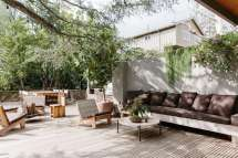 Outdoor Living Room 10 Favorite Built-in Sofas