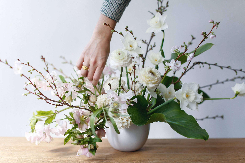 flower arrangements 101 a