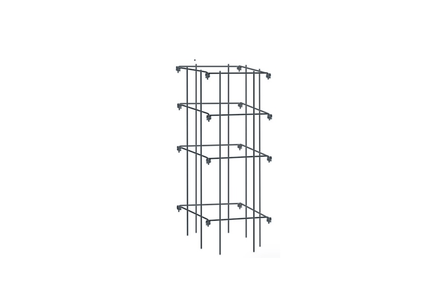 Tomato Cages Vegetable Garden Trellises Tripods And