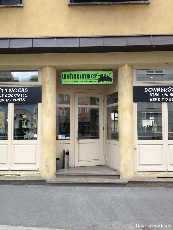 Wohnzimmer Bar Bar Club Loungebar Sky Sportsbar in 97070 Wrzburg