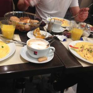 Ausgiebig frhstcken und brunchen in Schwetzingen