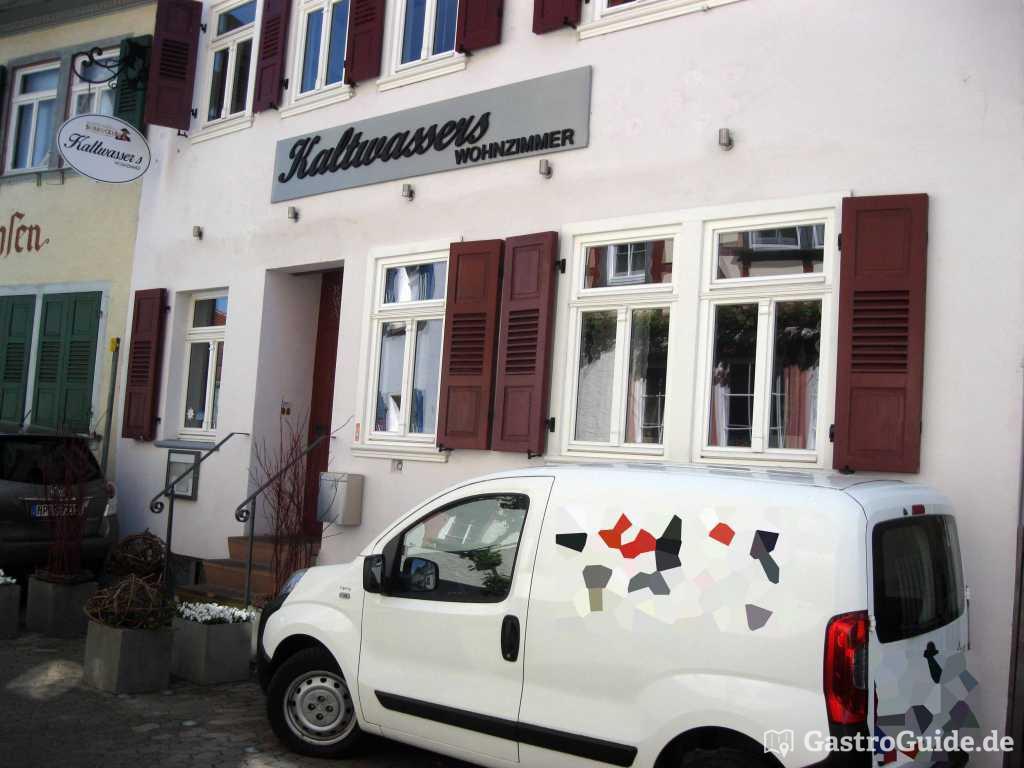 Kaltwassers Wohnzimmer In Zwingenberg Badezimmer Vorwand