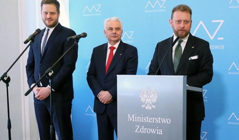 """Ministerstwo zdrowia zaprzeczając zakupom od """"konsorcjum"""" Szumowskich ujawnia jeszcze bardzie kompromitujące dane."""