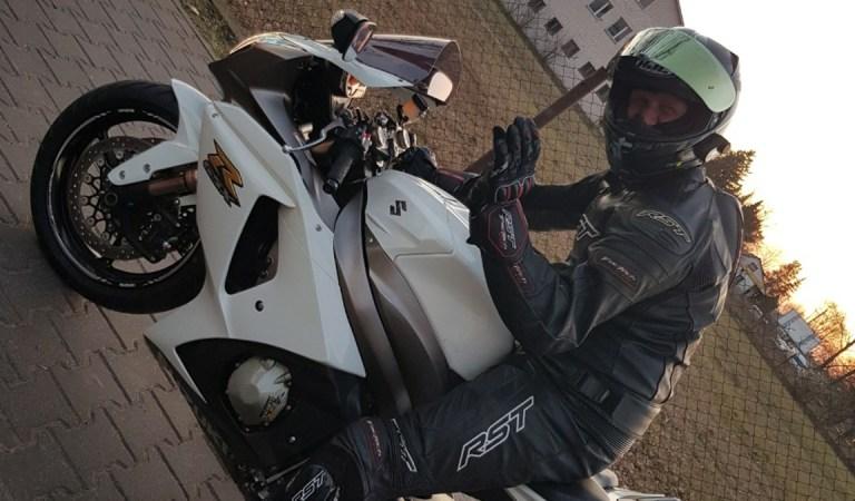 """Pomagamy rodzinie zmarłego Motocyklisty. """"Paweł był dobrym Mężem, kochającym Ojcem"""""""