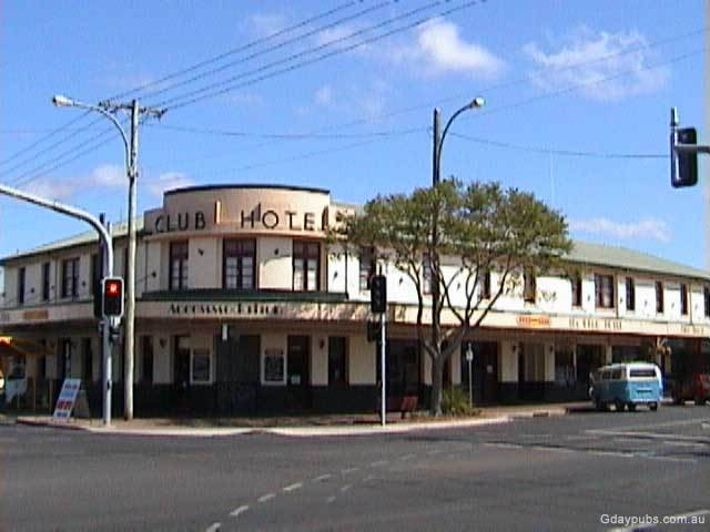 Hotels in Kingaroy