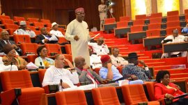 Image result for Senate probes alleged fraud in NHIS