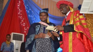 Image result for LASU's best graduating student delivers baby girl