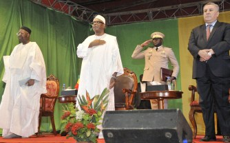 Image result for Mali's  former rebels agree to join peace Conference