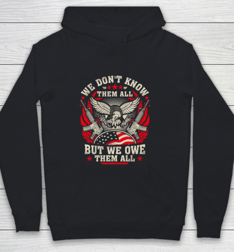 We Owe Them All Youth Hoodie