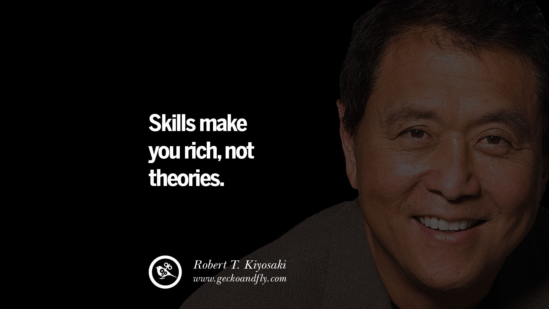 60 Robert Kiyosaki Quotes From Rich Dad Book On Investing