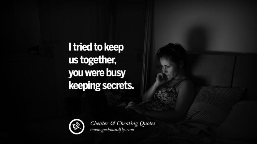 Quotes unfaithful partner 60 Quotes