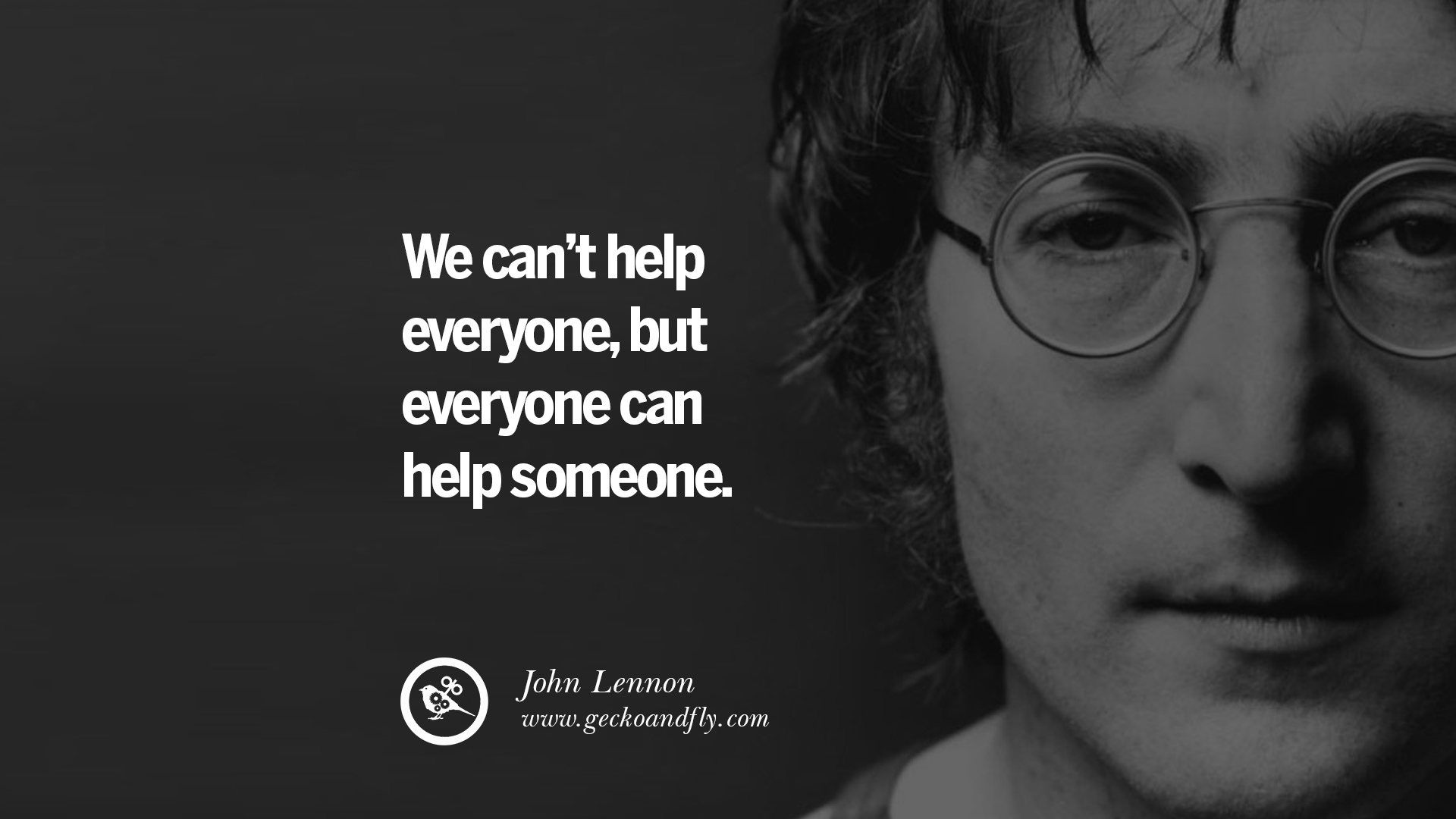 Music Quotes John Lennon About