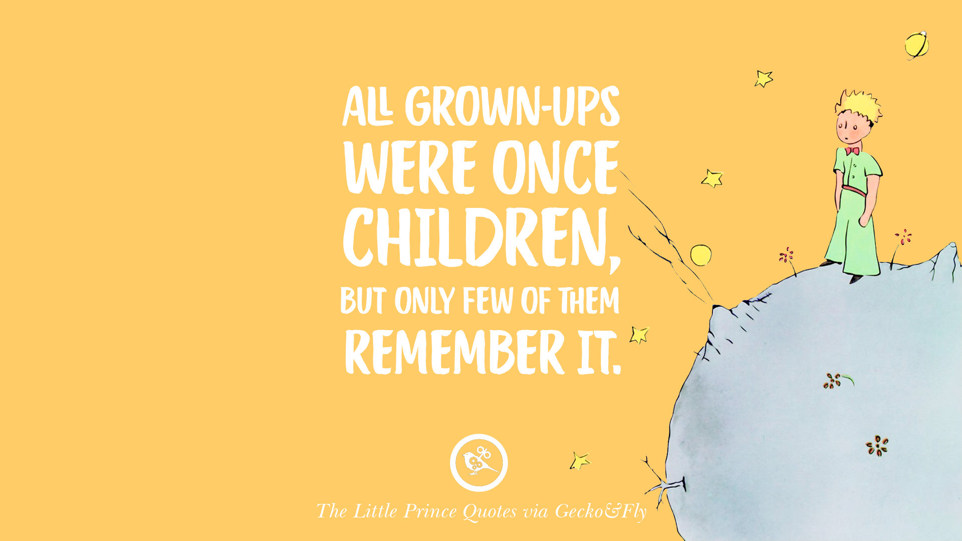 12 Quotes By The Little Prince On Life Lesson True Love