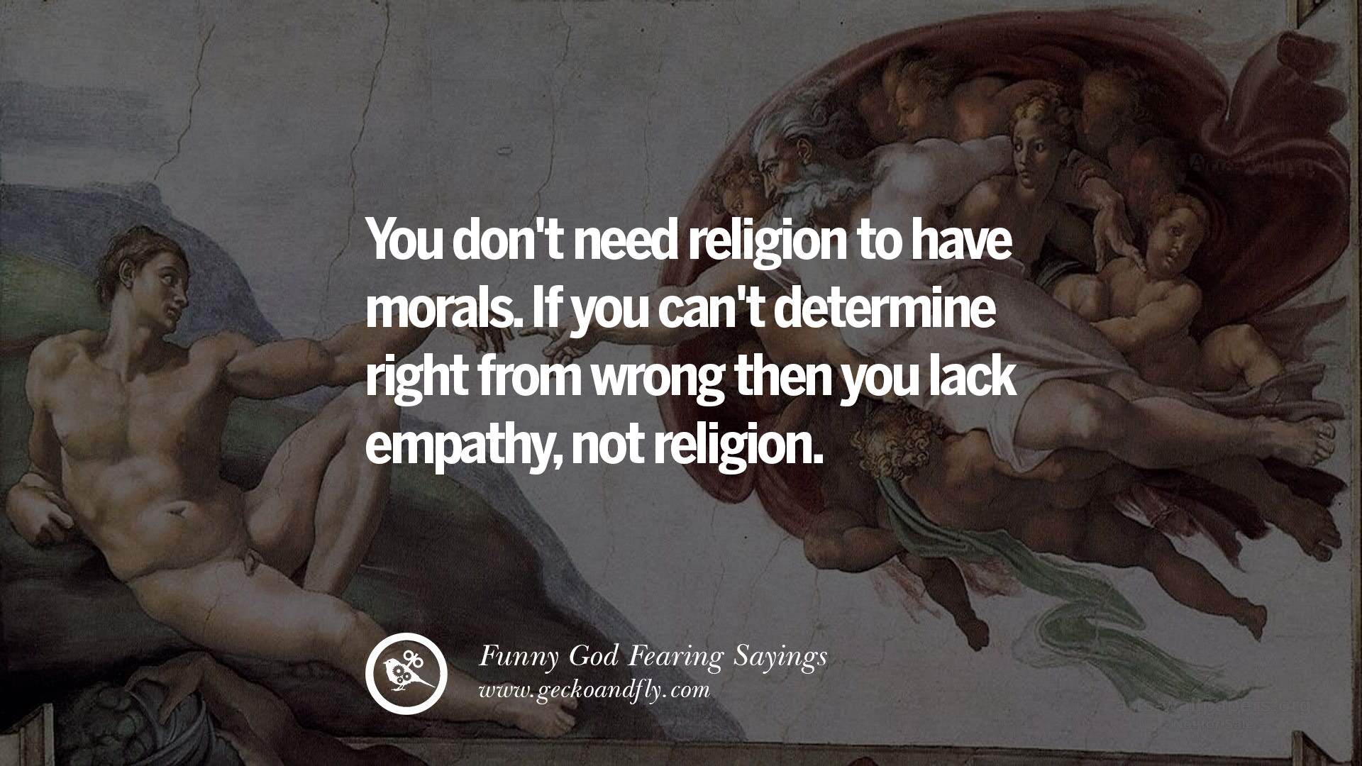 12 Inspirational And Positive Quotes For A Proud Atheist