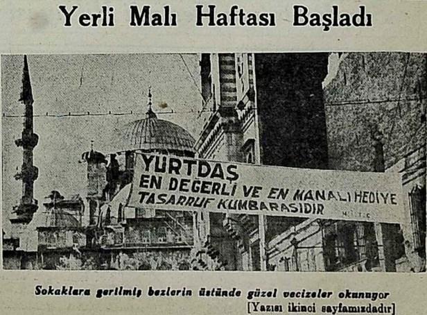 yerli malı haftası 1968 ile ilgili görsel sonucu