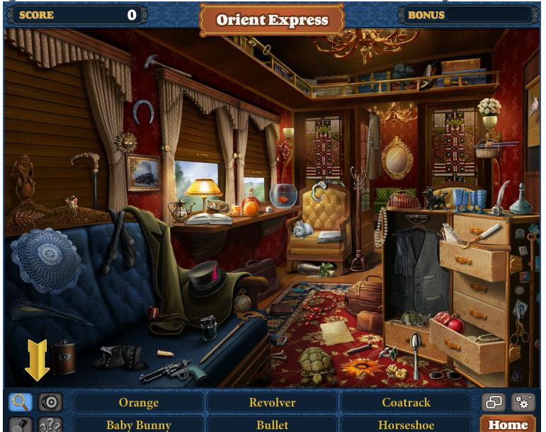 Object Hidden Free Games Facebook