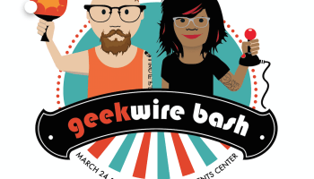 Beer pong, video games and Detlef Schrempf: Get your tickets for GeekWire's 5th Anniversary Bash