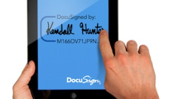 DocuSign's choice for new CEO backs out, wooed by 'another company with unlimited resources'