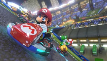 No longer just a plumber, Nintendo's beloved Mario eyes loftier ambitions