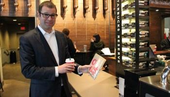 Image Result For Former Starbucks Chief Digital Officer Adam Brotman Lands