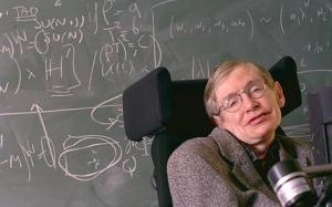 Stephen Hawking. (Photo via hawking.org.uk)