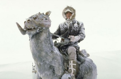 Han on Hoth