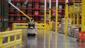 Why everyone is talking again about the Amazon 'ambassadors' who talk up warehouse conditions