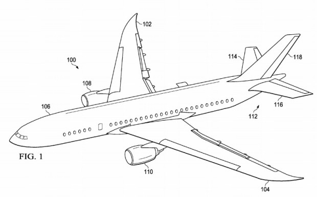 Boeing files patent for 3D-printed aircraft parts — and