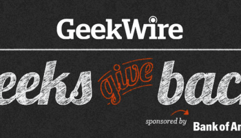 On Giving Tuesday, help our Geeks Give Back campaign reach its goal