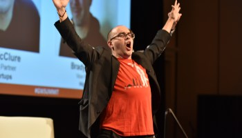 'This sh— will not stand.' Tech investor Dave McClure delivers epic on-stage Trump rant