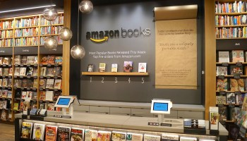 Amazon expands to 10 bookstores with openings in Seattle area and San Jose this week