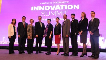 Why these University of Washington innovators traveled to China