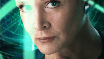 Carrie Fisher takes the gloves off on dropping weight for Hollywood and reprising Leia