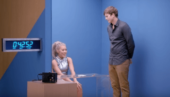 Motorola enlists Ashton Kutcher and 'would you rather' game to plug its new smartphone
