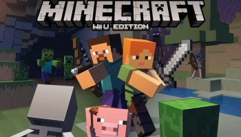 Minecraft coming to the Wii U on Dec. 17, marking the last major platform to get the game