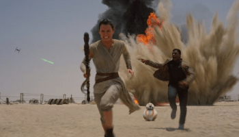 'Star Wars: The Force Awakens' delivers everything you'd expect — and that's the problem