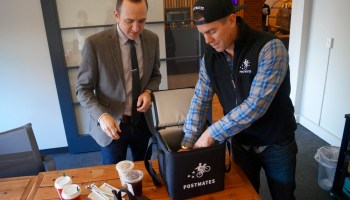 Your coffee is here: Starbucks and Postmates launch delivery in Seattle, and this is what it's like