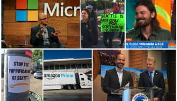 The Year in Tech: The most important Seattle tech stories of 2015, as picked by GeekWire's editors