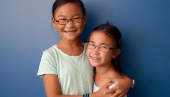 Rebecca and Kimberly Yeung