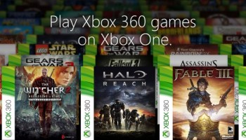 Microsoft adds more backward compatible games to Xbox One, updates release schedule for new games