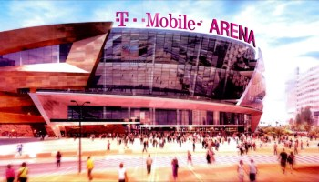 'T-Mobile Arena' in Vegas: Wireless carrier snags naming rights to glitzy new sports and entertainment venue