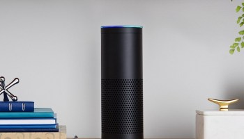 You can now use Spotify or Pandora as the default music player on Amazon's Echo