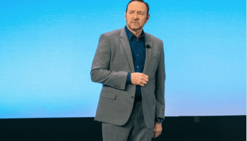 Kevin Spacey on the changing dynamics of Hollywood, and why the movie industry won't fall into the same trap as the music business