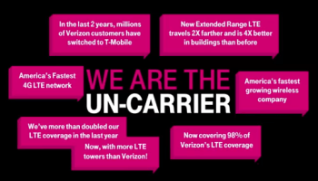 T-Mobile's ballsy ad aims to roll over Verizon's network superiority claims